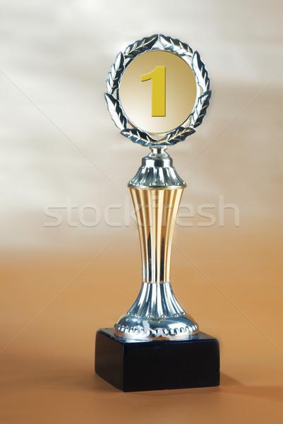 champion cup Stock photo © taden