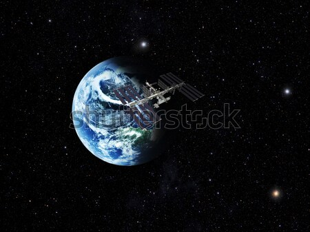 planet earth Stock photo © taden