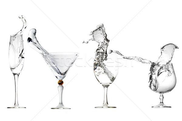 water splashing Stock photo © taden