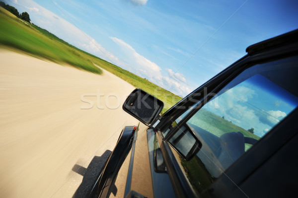 rural road. Stock photo © taden
