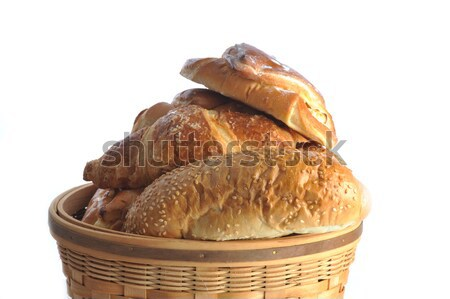 fresh baked bread  Stock photo © taden