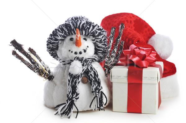New Year's gift Stock photo © taden