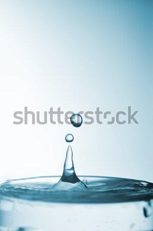 water drop Stock photo © taden