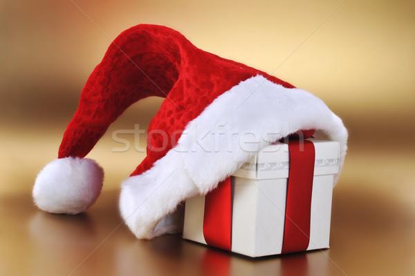 Christmas present  Stock photo © taden
