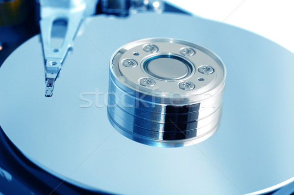 hard disc Stock photo © taden