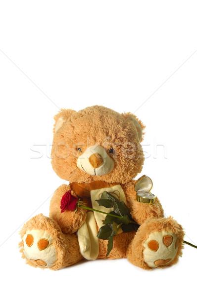 toy bear Stock photo © taden