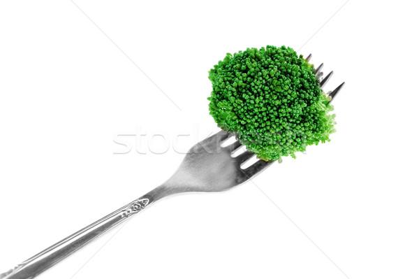 Green  broccoli Stock photo © taden