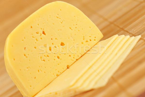 piece of cheese Stock photo © taden