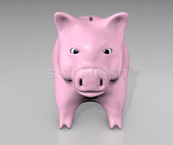 Roze klein Stockfoto © TaiChesco