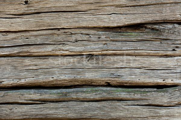 Eski yıpranmış ahşap doku daha fazla 100 Stok fotoğraf © Taiga