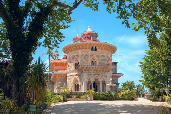Palat sat Lisabona Portugalia municipal muzeu Imagine de stoc © Taiga