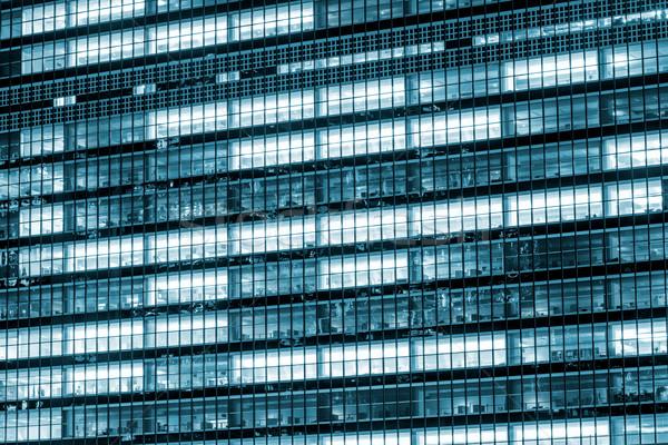 現代 辦公樓 時間 窗口 商業照片 © Taiga