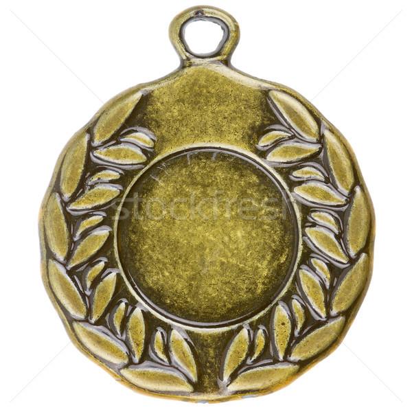 金メダル 孤立した 白 スポーツ 成功 クラウン ストックフォト © Taigi