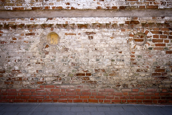 Old brick wall  Stock photo © Taigi
