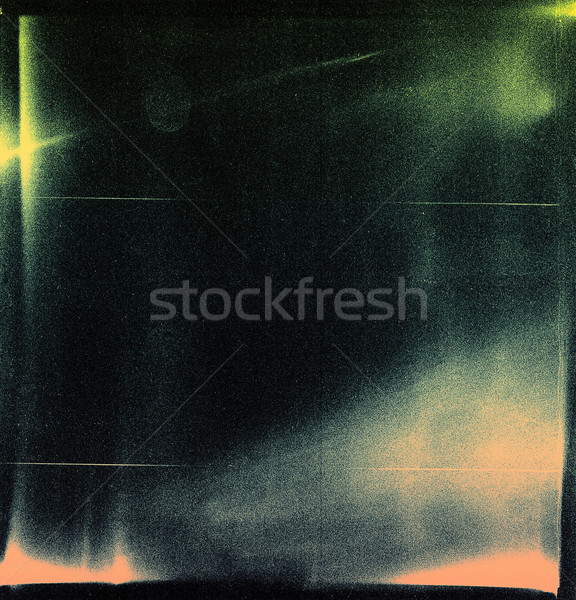 Stock photo: Designed medium format film background