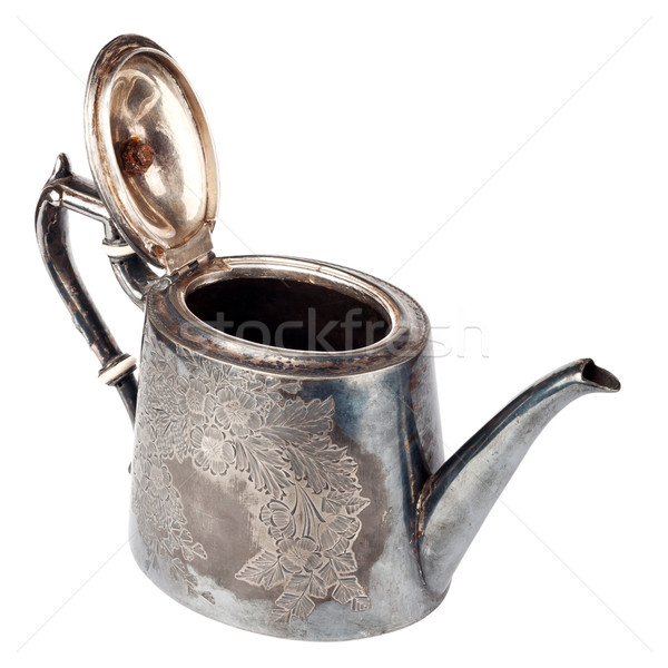 Old Teapot Stock photo © Taigi