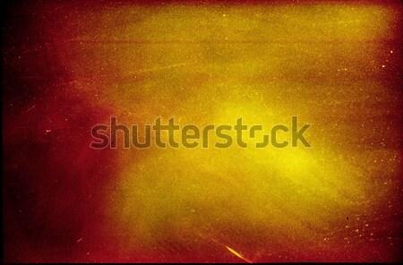 Résumé film texture lourd grain poussière Photo stock © Taigi