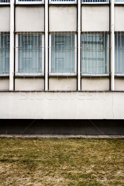 Row of windows Stock photo © Taigi