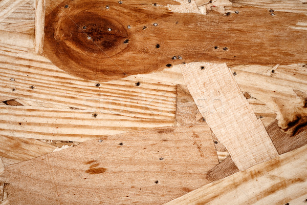 Furnérlemez textúra absztrakt terv háttér keret Stock fotó © Taigi