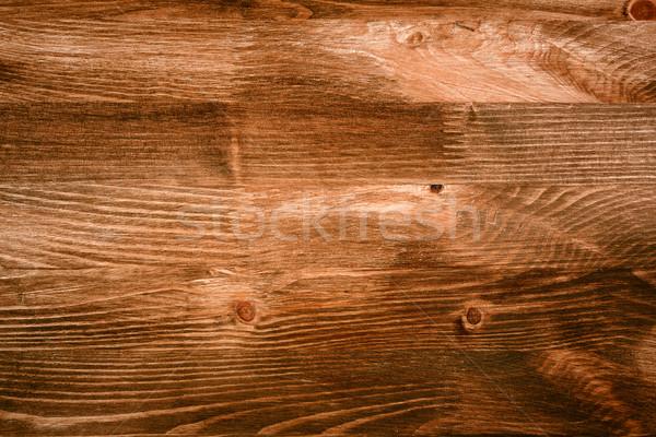 коричневый древесины доска текстуры выстрел Сток-фото © Taigi