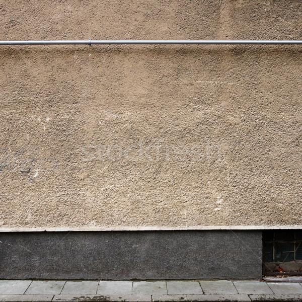 старые штукатурка стены выветрившийся тротуаре архитектура Сток-фото © Taigi