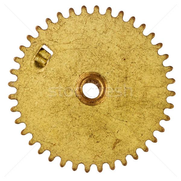 Old clockwork gear  Stock photo © Taigi