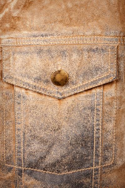 Jeans pocket Stock photo © Taigi
