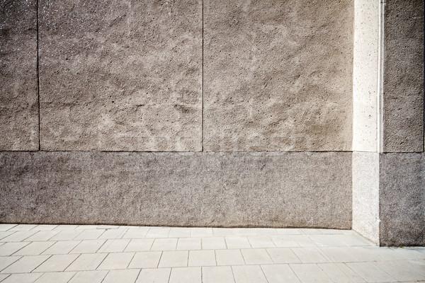 Plastered wall Stock photo © Taigi