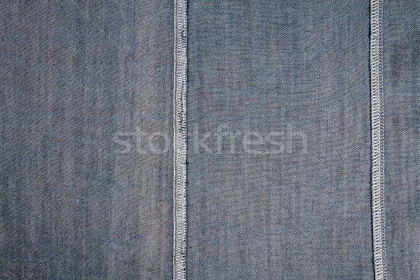 Téves oldal farmer szövet hát textúra Stock fotó © Taigi