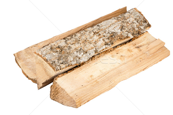 Bundle of firewood Stock photo © Taigi