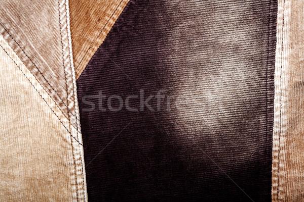 Corduroy background  Stock photo © Taigi