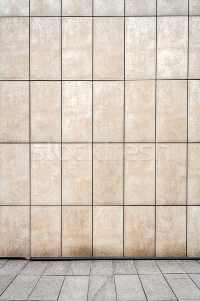 Modern white wall texture background Stock photo © Taigi