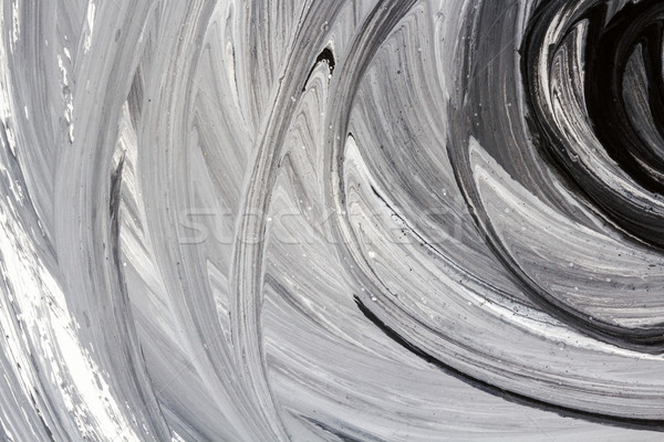 аннотация акриловый Живопись стороны окрашенный искусства Сток-фото © Taigi