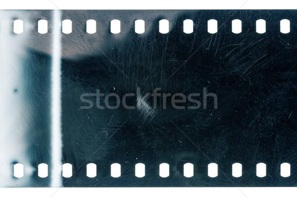 Velho grunge filmstrip barulhento film strip textura Foto stock © Taigi