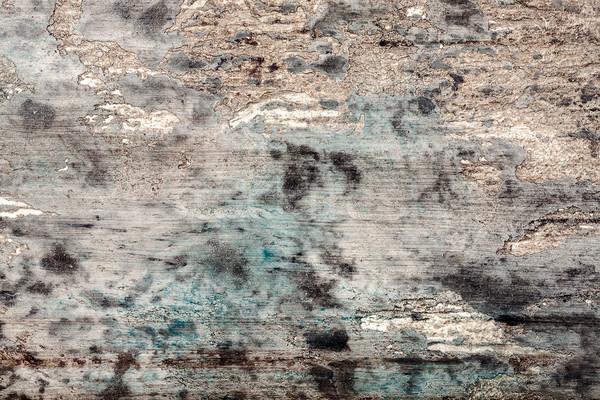 Pared decoración textura negro gris blanco Foto stock © Taigi