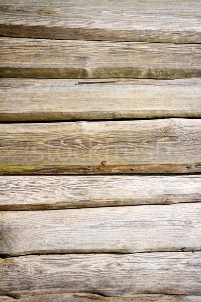 Bois planche mur texture construction résumé Photo stock © Taigi