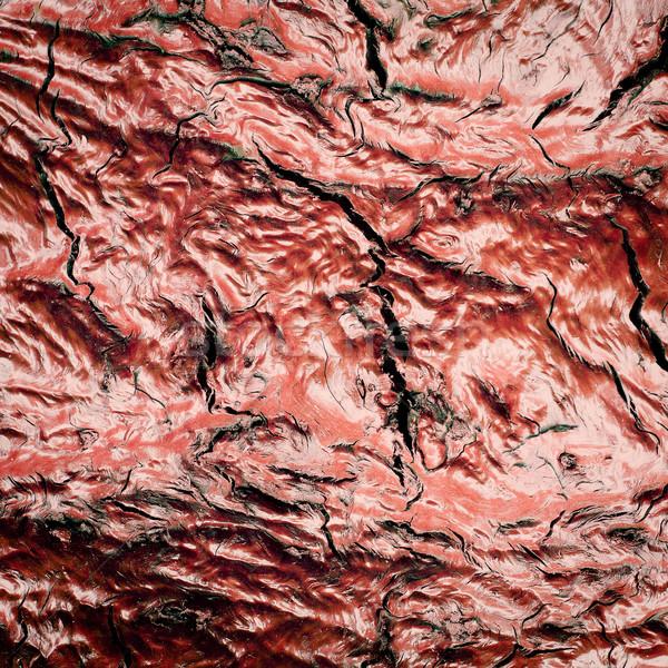 Brown painted wood tumour background Stock photo © Taigi