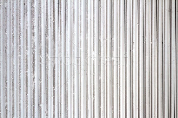 Stock photo: Old grungy blinds texture background