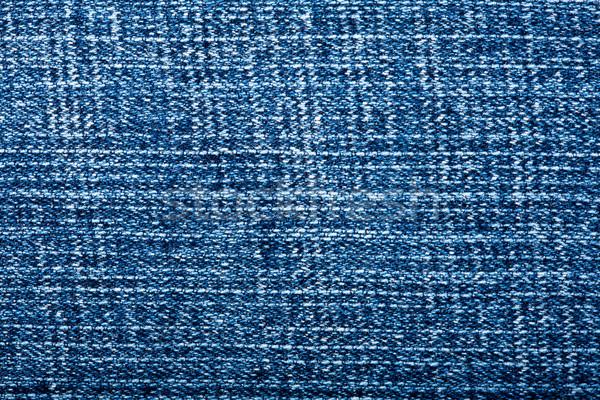 Kot kot detay atış mavi Stok fotoğraf © Taigi
