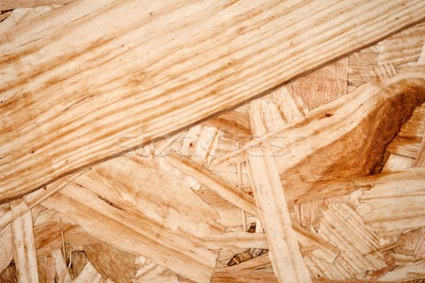 Sklejka tekstury streszczenie projektu tle ramki Zdjęcia stock © Taigi
