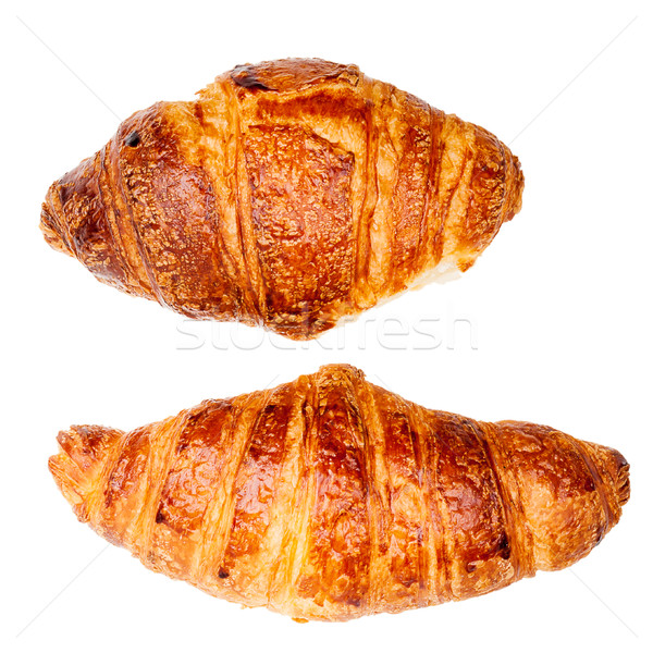 Fresh croissants Stock photo © Taigi