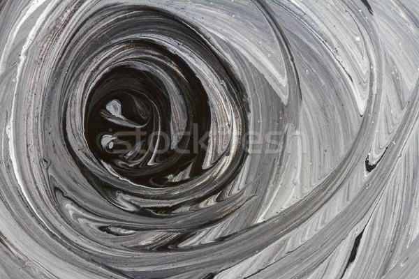 Abstract acrylic painting  Stock photo © Taigi