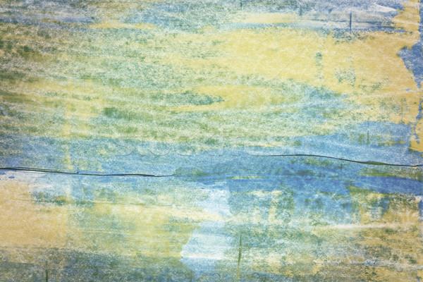 Absztrakt művészet kéz festett textúra festmény Stock fotó © Taigi