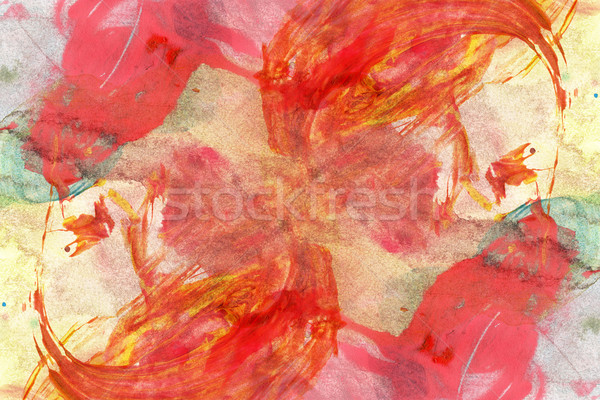 Stockfoto: Abstract · kunst · arts · acryl · communie · achtergrond