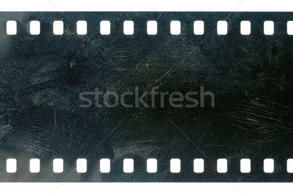 Old grunge filmstrip Stock photo © Taigi