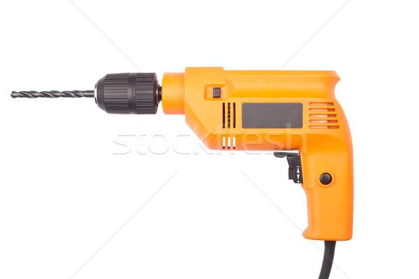 Electric drill Stock photo © Taigi