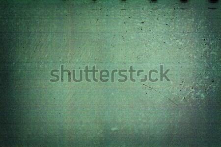 Green filmstrip background Stock photo © Taigi