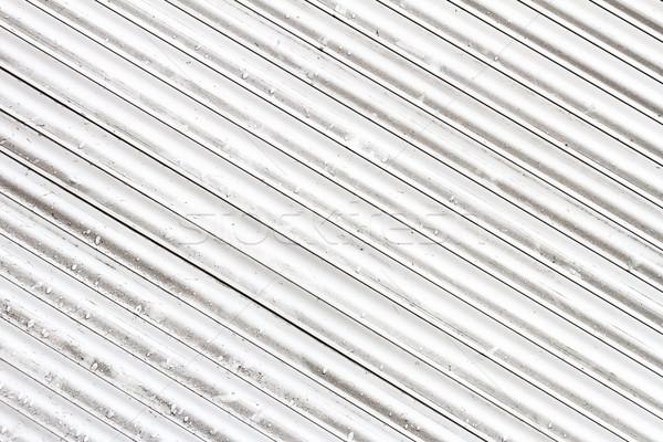 Edad sucio textura blanco gris metal Foto stock © Taigi