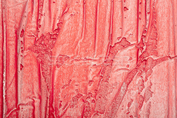 Red wall texture Stock photo © Taigi