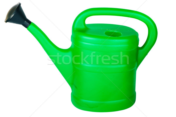 Green watering can  Stock photo © Taigi